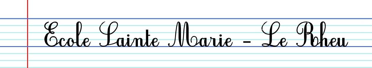 Ecole Ste Marie Le Rheu